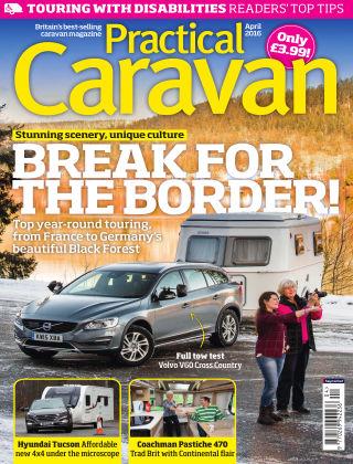 Practical Caravan April 2016