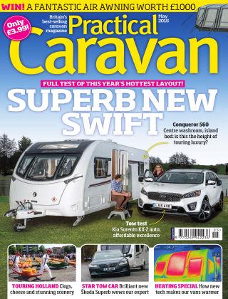 Practical Caravan May 2016