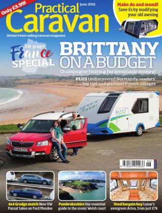 Practical Caravan June 2016