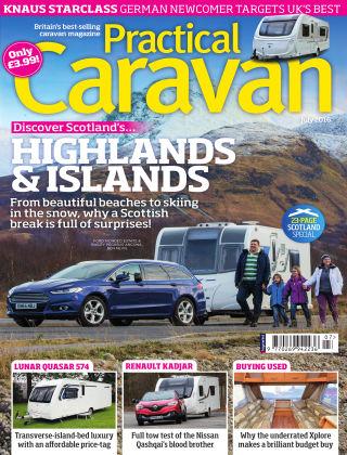 Practical Caravan July 2016