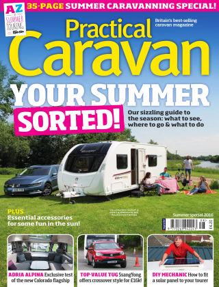 Practical Caravan Summer 2016