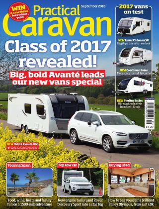 Practical Caravan September 2016