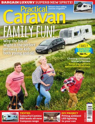 Practical Caravan October 2016