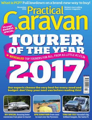 Practical Caravan November 2016