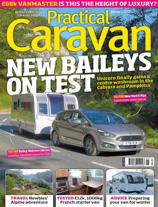 Practical Caravan January 2017