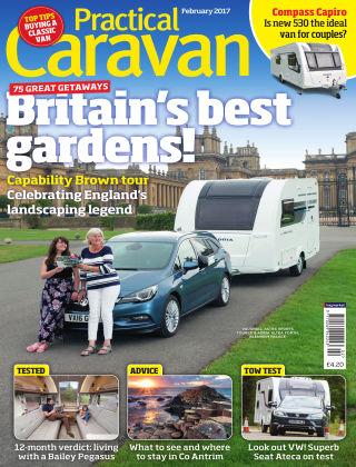 Practical Caravan February 2017
