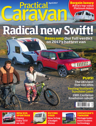 Practical Caravan April 2017