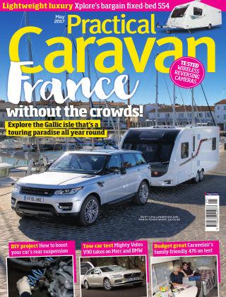 Practical Caravan May 2017