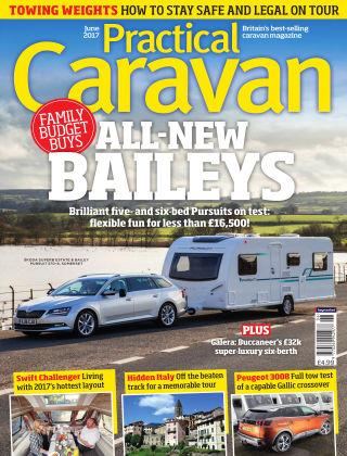 Practical Caravan June 2017