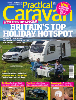 Practical Caravan July 2017
