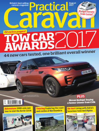 Practical Caravan August 2017