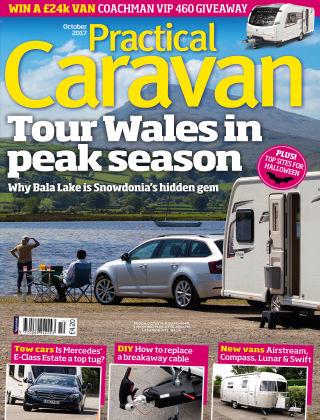 Practical Caravan October 2017