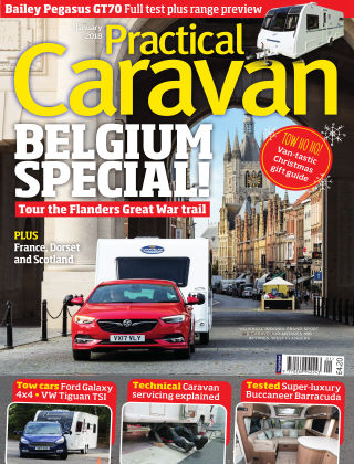 Practical Caravan January 2018