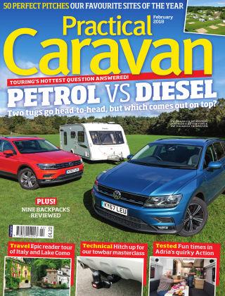 Practical Caravan Feburary 2018