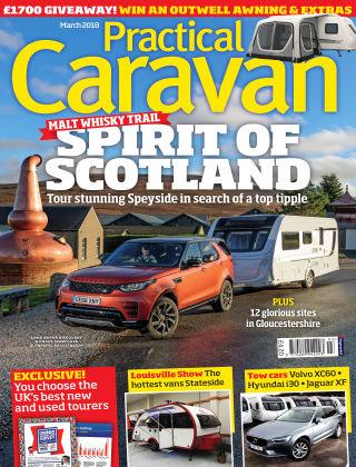 Practical Caravan March 2018