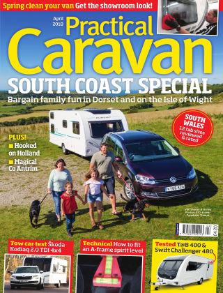 Practical Caravan April 2018