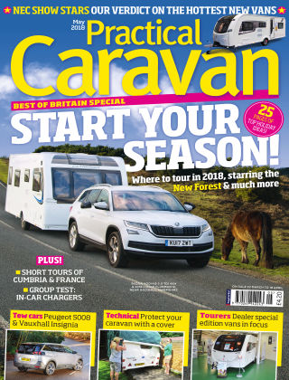 Practical Caravan May 2018