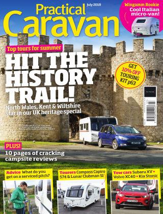 Practical Caravan July 2018
