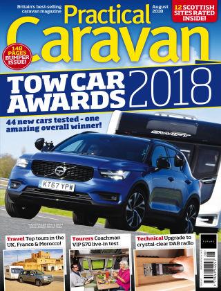 Practical Caravan August 2018