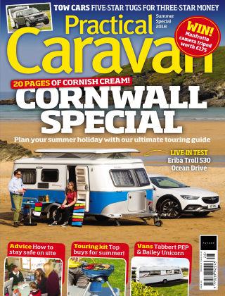 Practical Caravan Summer 2018