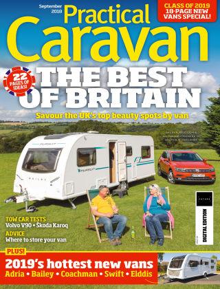 Practical Caravan September 2018