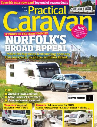 Practical Caravan October 2018