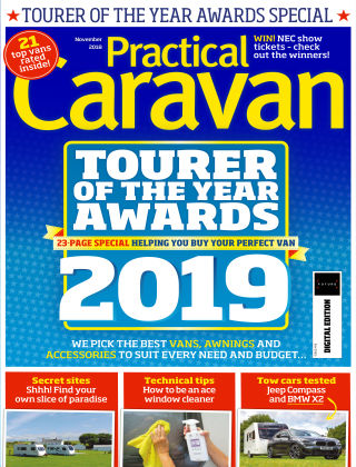 Practical Caravan Issue 406