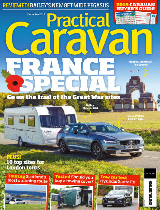 Practical Caravan Issue 407