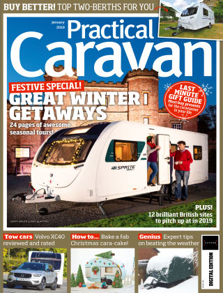 Practical Caravan January 2019