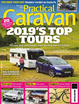 Practical Caravan Feb 2019