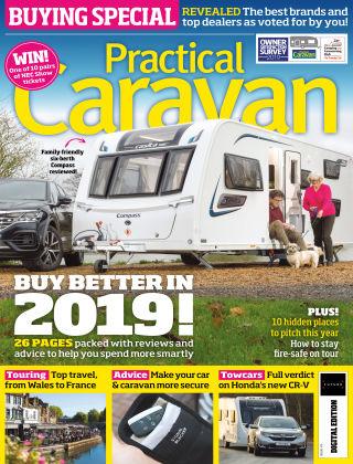 Practical Caravan March 2019