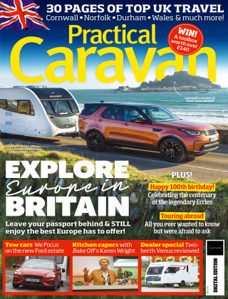 Practical Caravan May 2019