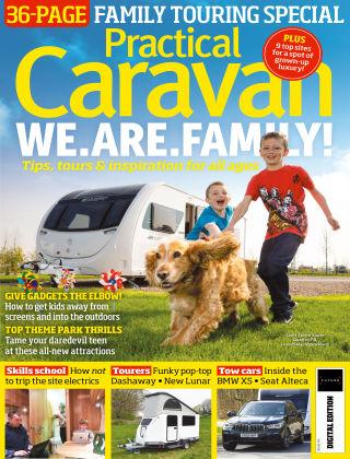Practical Caravan July 2019