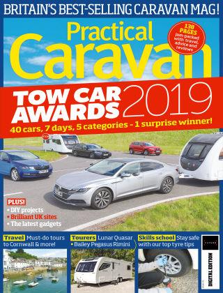 Practical Caravan August 2019