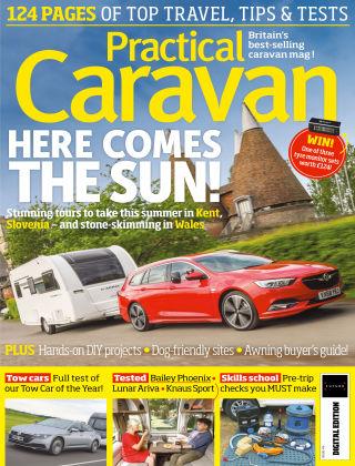 Practical Caravan September 2019