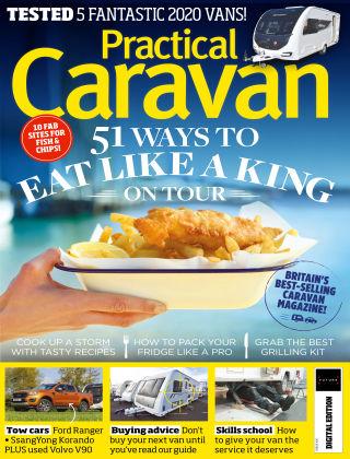 Practical Caravan Holiday 2020