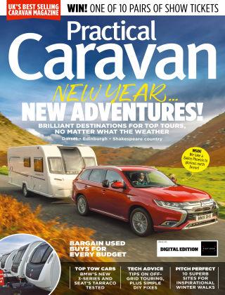 Practical Caravan January 2020
