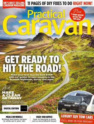 Practical Caravan July 2020