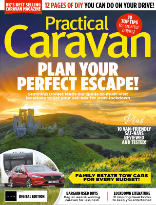 Practical Caravan August 2020