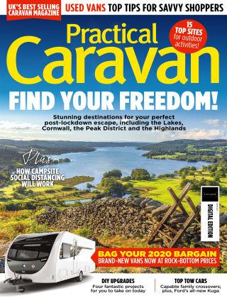 Practical Caravan Summer 2020