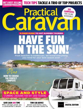 Practical Caravan September 2020