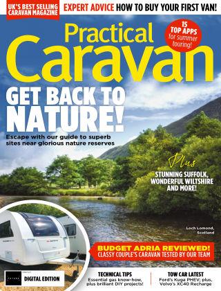 Practical Caravan October 2020
