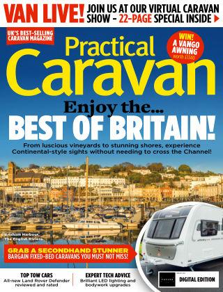 Practical Caravan November 2020