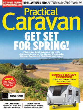 Practical Caravan March 2021