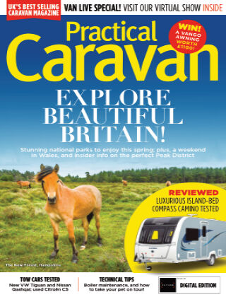 Practical Caravan April 2021