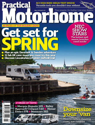 Practical Motorhome May 2014