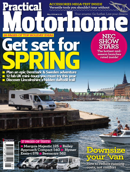 Practical Motorhome March 24, 2014 00:00