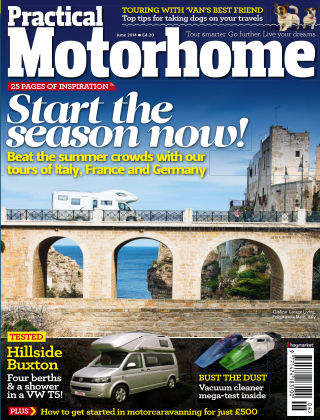 Practical Motorhome June 2014