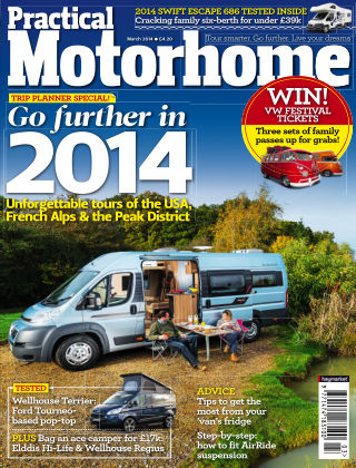 Practical Motorhome March 2014