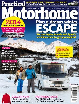 Practical Motorhome Feb 2014